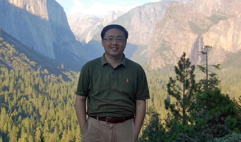 Директор Пекинской лаборатории Baidu Кай Ю (фото: dbs.ifi.lmu.de).