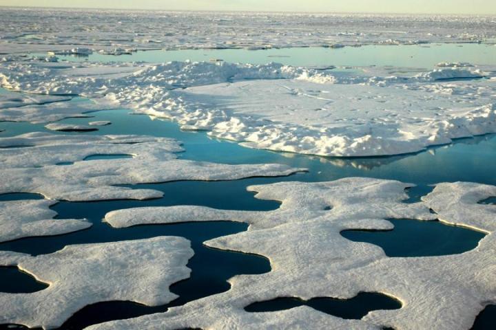Под этими льдами лежат триллионы…