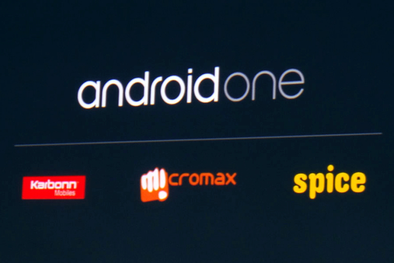 Дебют платформы Android One в Индии (фото: androidheadlines.com).