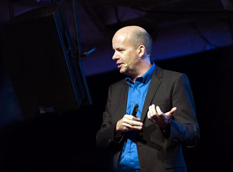 Исполнительный директор Open-Xchange Рафаэль Лагуна (фото: wired.com).