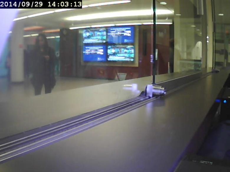 Удалённый доступ к одной из камер службы безопасности в Ванкувере (фото: А.В.).