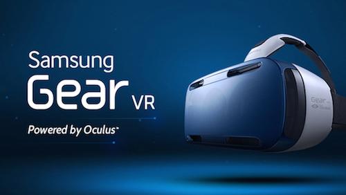 Секрет очков виртуальной реальности Samsung Gear VR раскрыт.