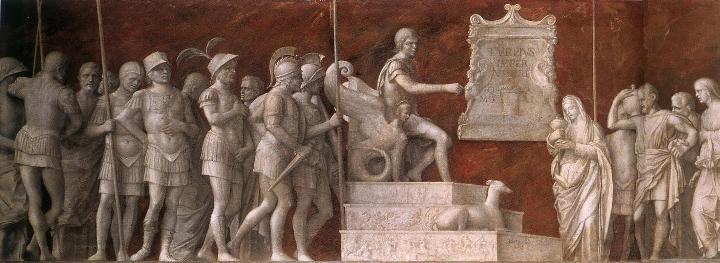 Полибий воспел и великодушие Сципиона…