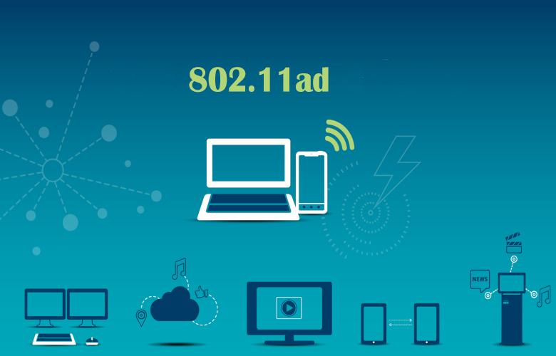 Samsung планирует начать выпуск оборудования с поддержкой нового стандарта Wi-Fi 802.11ad в 2015 году.