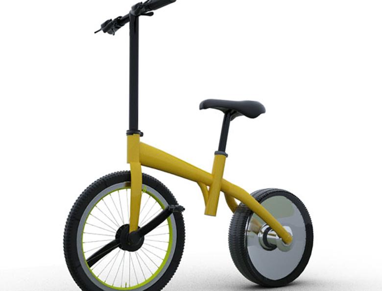 Велосипед-стиральная машинка BiWa