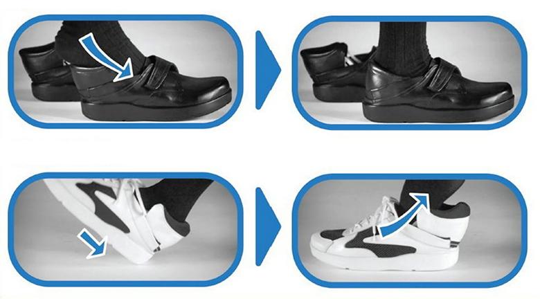 Концепты: обувь, которую удобно надевать без рук