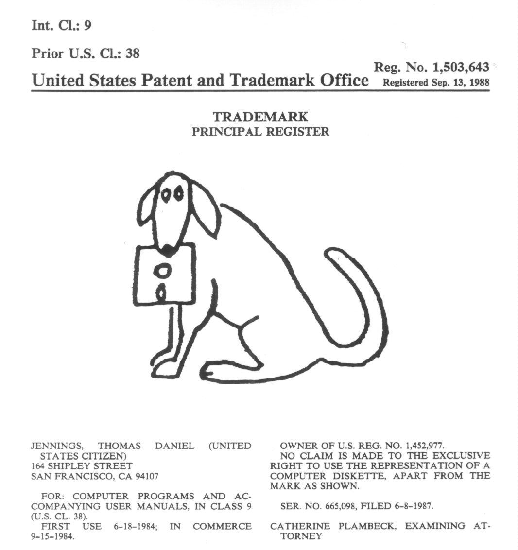 Словечко Fido — не аббревиатура. Это популярная на Западе собачья кличка, вроде нашего «Дружка».