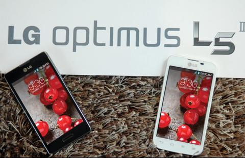 Один из первых смартфонов на MediaTek от «А-бренда» - LG Optimus L5 II на MT6575