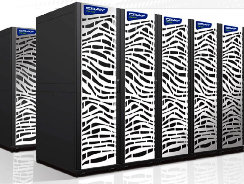 Суперкомпьютер Cray CS-Storm (изображение: сray.com).