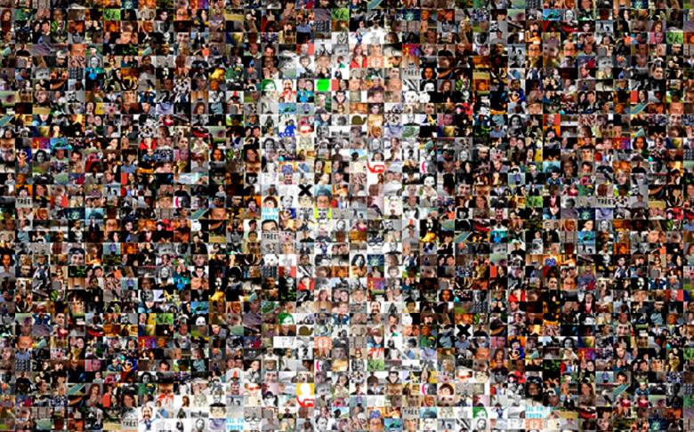 """Мало кто помнит и половину """"друзей"""" в социальных сетях (изображение: socialsud.it)."""