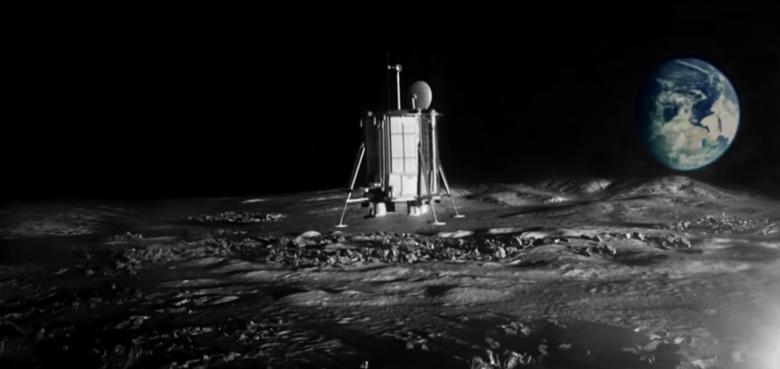 Отправить зонд - значит обозначить своё присутствие (изображение: lunarmissionone.com).