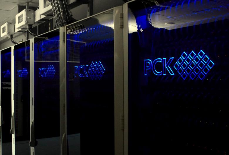 """Российский суперкомпьютер """"РСК Торнадо ЮУрГУ"""" (фото: rscgroup.ru)."""