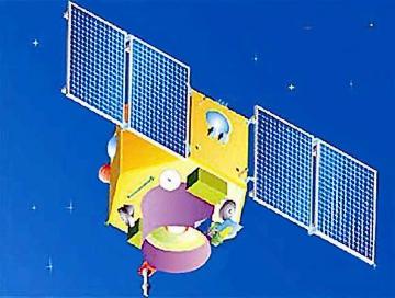 """Спутник дистанционного зондирования """"Яогань-12"""" (изображение: china-defense-mashup.com)."""