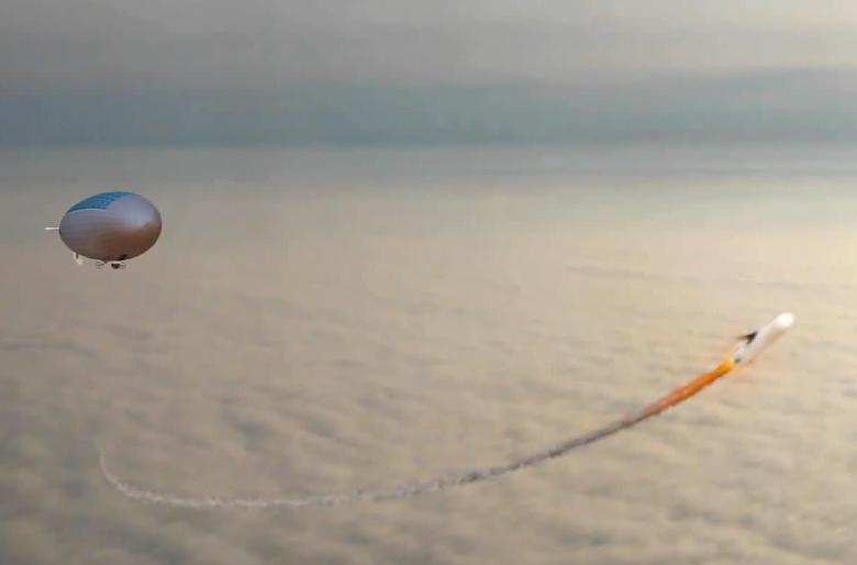 Возвращение астронавтов миссии HAVOC планируется по той же схеме, что и запуск гиперзвуковых ракет.