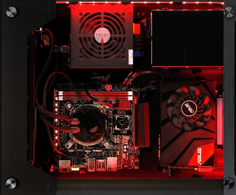 В Lian Li PC-O5S можно устанавливать более длинные видеокарты.