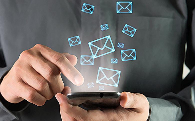 """Именно технологии анализа """"больших данных"""" позволили снизить долю спама в последнее время."""