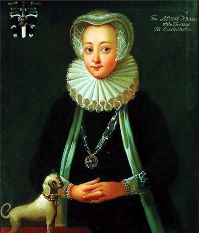 София Браге (изображение: astrologihuset.dk).