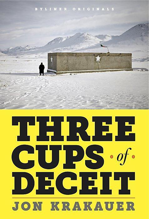 Три чашки обмана — небольшая книга, ставшая символом новой литературной категории.