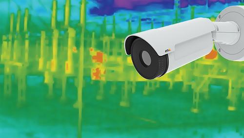Axis выпустила камеры с температурной сигнализацией.