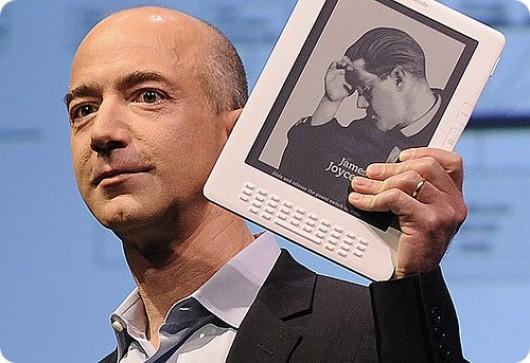 А вот Джефф Безос считает агентскую модель разрушительной. Впрочем, он не беспристрастен: мешает Kindle.