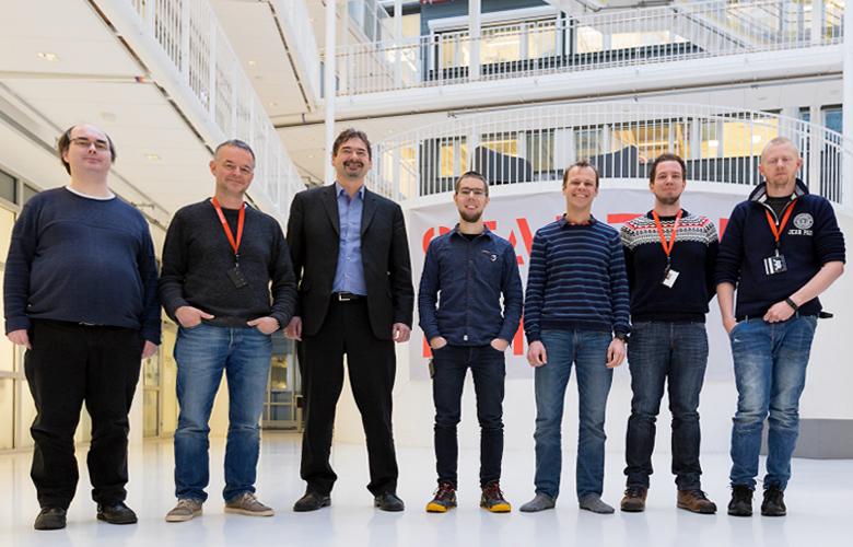 Первые участники команды Vivaldi (фото: vivaldi.com).