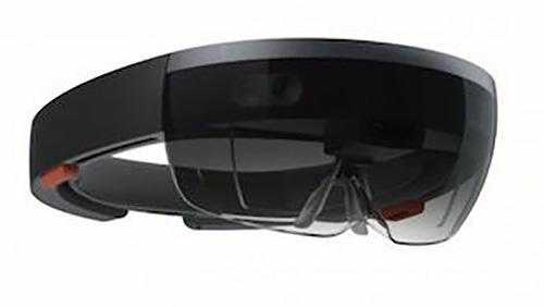 Первая версия очков HoloLens предназначена для корпоративного использования.