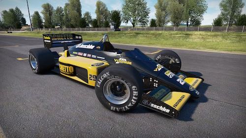 Игра Project CARS будет доступна для Morheus позже, чем для Oculus Rift.