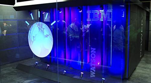 IBM обновила начинку суперкомпьютера Watson, добавив пять новых функций.