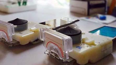 Новый тестер для смартфона умеет диагностировать инфекционные заболевания.