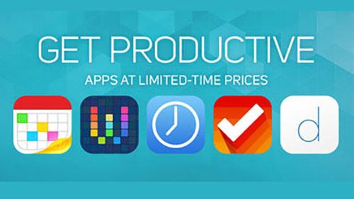 Apple объявила о проведении дней дисконтных продаж популярных iOS- и Mас-приложений для продуктивной работы.