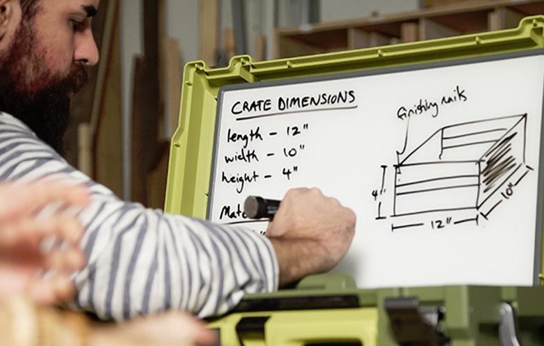 Повседневный дизайн: апгрейд ящика для инструментов