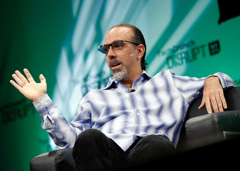 Астро Теллер - один из ветеранов проекта Google Glass (фото: 9to5google.com).