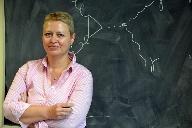 Профессор Биата Хайнеманн, участник эксперимента ATLAS в CERN (фото: sanfordlab.org).