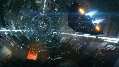 Космосимулятор Elite: Dangerous получил бета-обновление.