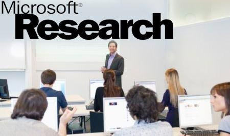 В Санкт-Петербурге откроется седьмая ежегодная Летняя школа Microsoft Research.