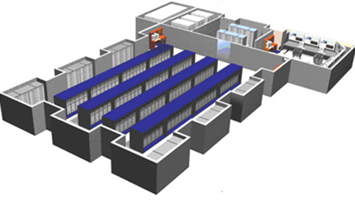 «Астерос» создал РЦОД для крупнейшей торговой сети Сибири.
