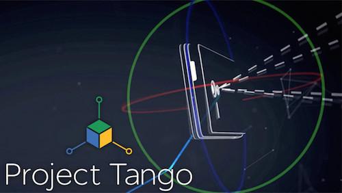 Project Tango перерос Google ATAP.