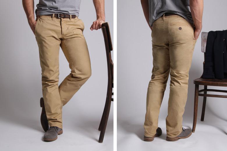 Джинсы Quarter Century Pants с гарантией 25 лет