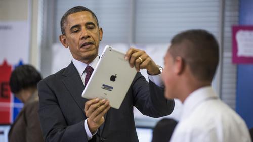 Обама выполнил пятилетний план по развитию телеком-отрасли в США за три года.