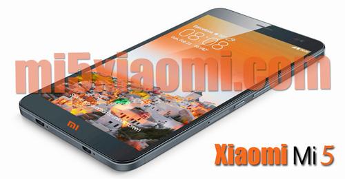 Новый флагман Xiaomi Mi 5 будет выпущен, предположительно, в IV квартале 2015 года.