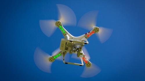 NASA и Exelis совместно разработают проект системы управления воздушным движением дронов.