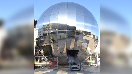 Достопримечательностью Бристоля станет первый в Англии 3D-планетарий.