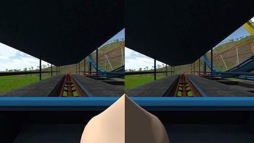 Виртуальный нос уменьшает дезориентацию в виртуальной реальности.