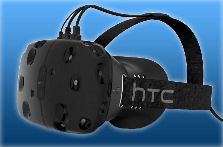 Шлем ВР HTC Vive (изображение: htc.com).