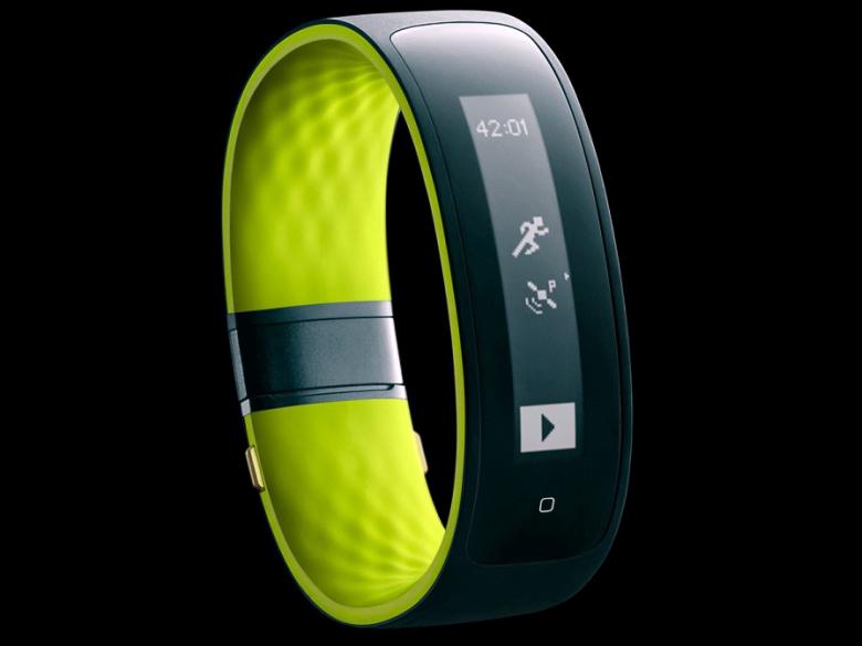 Фитнес-браслет HTC Grip (фото: androidandme.com).