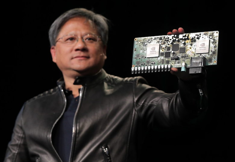 Платформа Nvidia Drive PX (фото: nvidia.com).