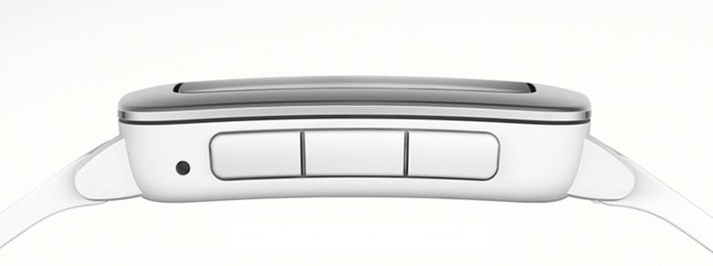 Эргономичный корпус часов Pebble Time (фото: kickstarter.com).