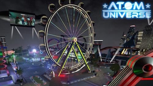 Cтартап Atom Republic собирает деньги на парк развлечений в виртуальной реальности.