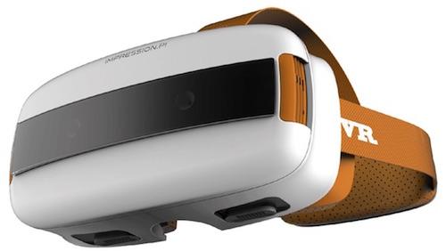 Usens представила очки дополненной и виртуальной реальности Impression Pi.