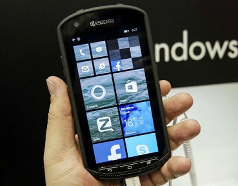 Cмартфон  со встроенной в экран солнечной батареей